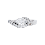 Marquise Twist Diamond Ring Top 1083x1083