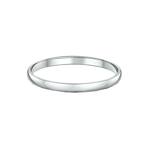 Light Dome Classic 2mm Wide Wedding Ring