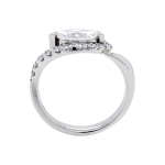 Marquise Twist Diamond Ring Front 1083x1083